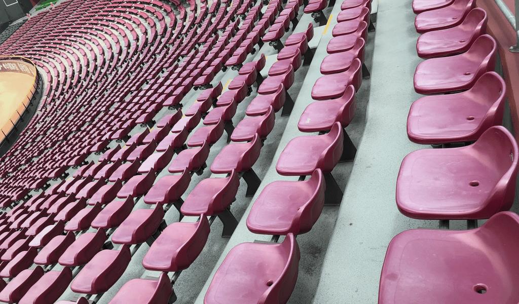 広島カープの外野指定席の特徴