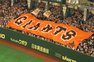 ジャイアンツを熱烈に応援!そんな方は東京ドームの外野指定席ライト