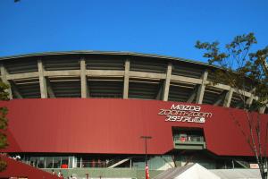 スタジアムツアーには広島カープがオススメ!マツダスタジアムのスタツア体験記!