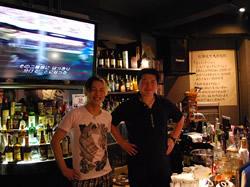 最強の歓楽街 歌舞伎町で心地良い風を感じるならBAR食房アングラで
