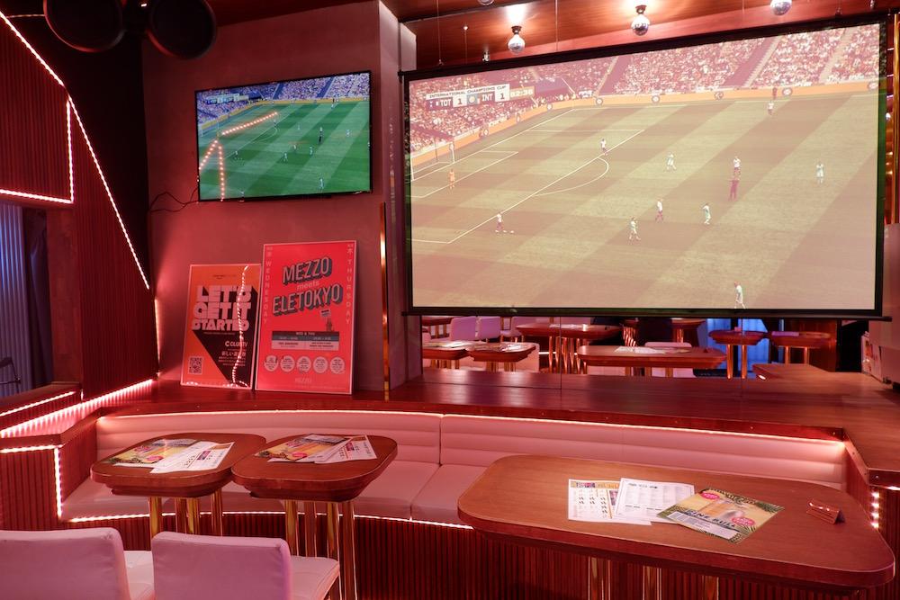 スポーツ観戦を通して、分け隔てなく人々とつながることができる大人の交流場「MEZZO」