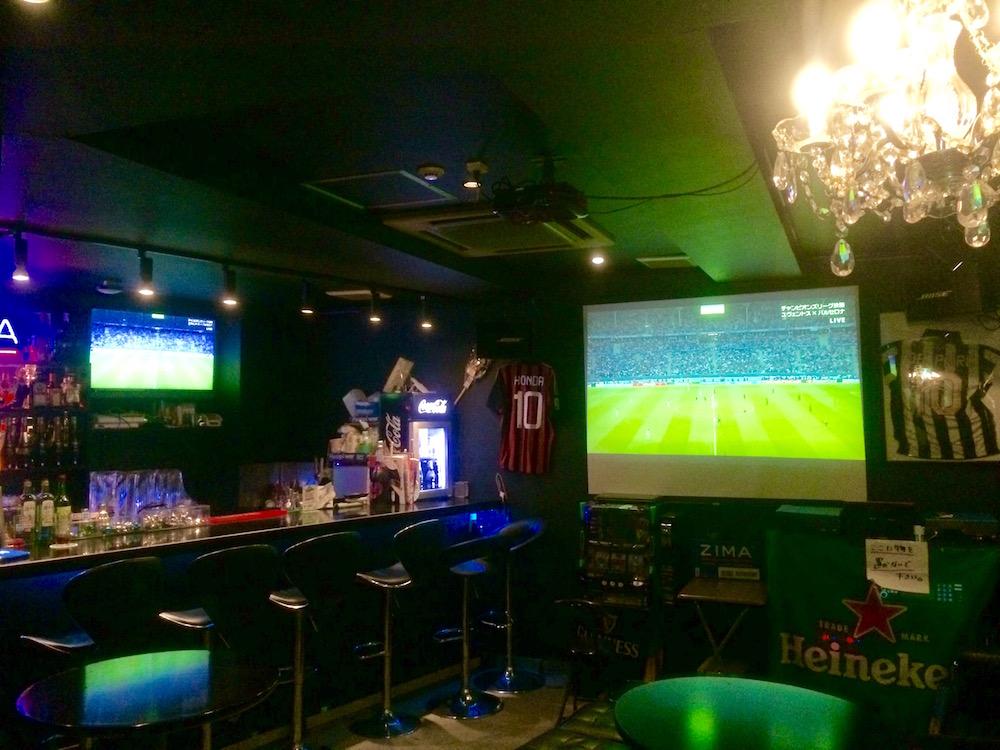 football&music Bar Blue 門前仲町店