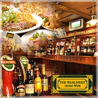 THE DUBLINERS' IRISH PUB 品川店