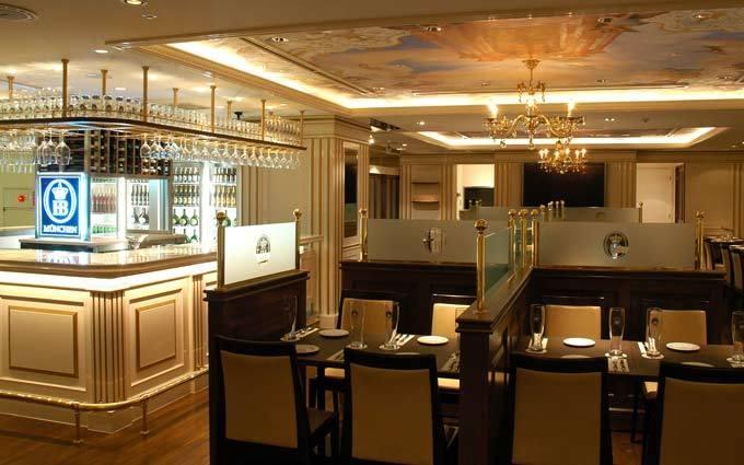 ドイツビアレストラン カイザーホフ