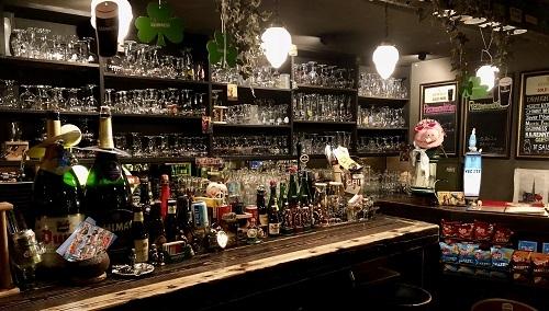 European beer cafe FRIGO