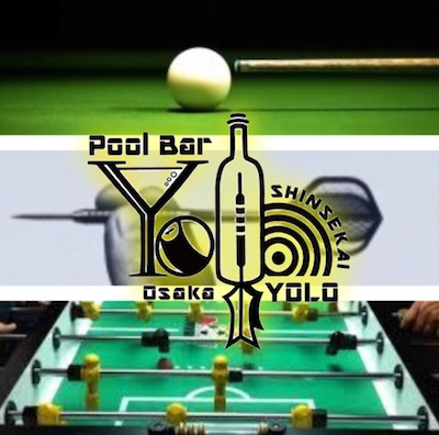Pool Bar YOLO