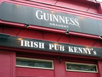 IRISH PUB KENNY's
