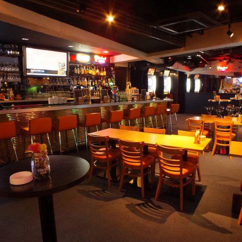 Darts Cafe delta 目黒店