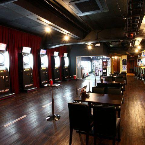 Darts Cafe delta 大宮店