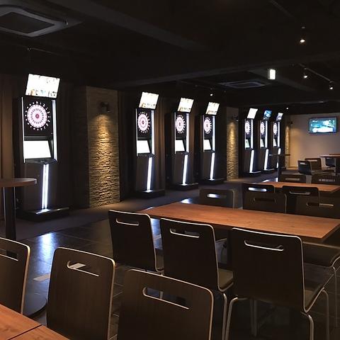 Darts Cafe delta 川崎店