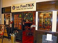 英国パブ フットニック大崎店 - THE FooTNiK Osaki - British Pub