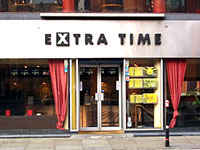 EXTRA TIME BAR