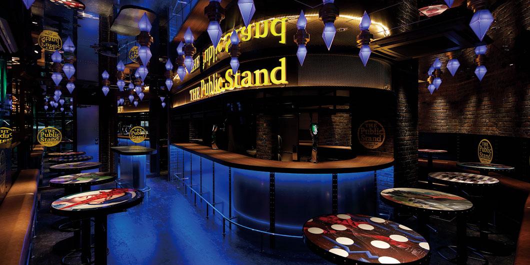 The Public stand 船橋店