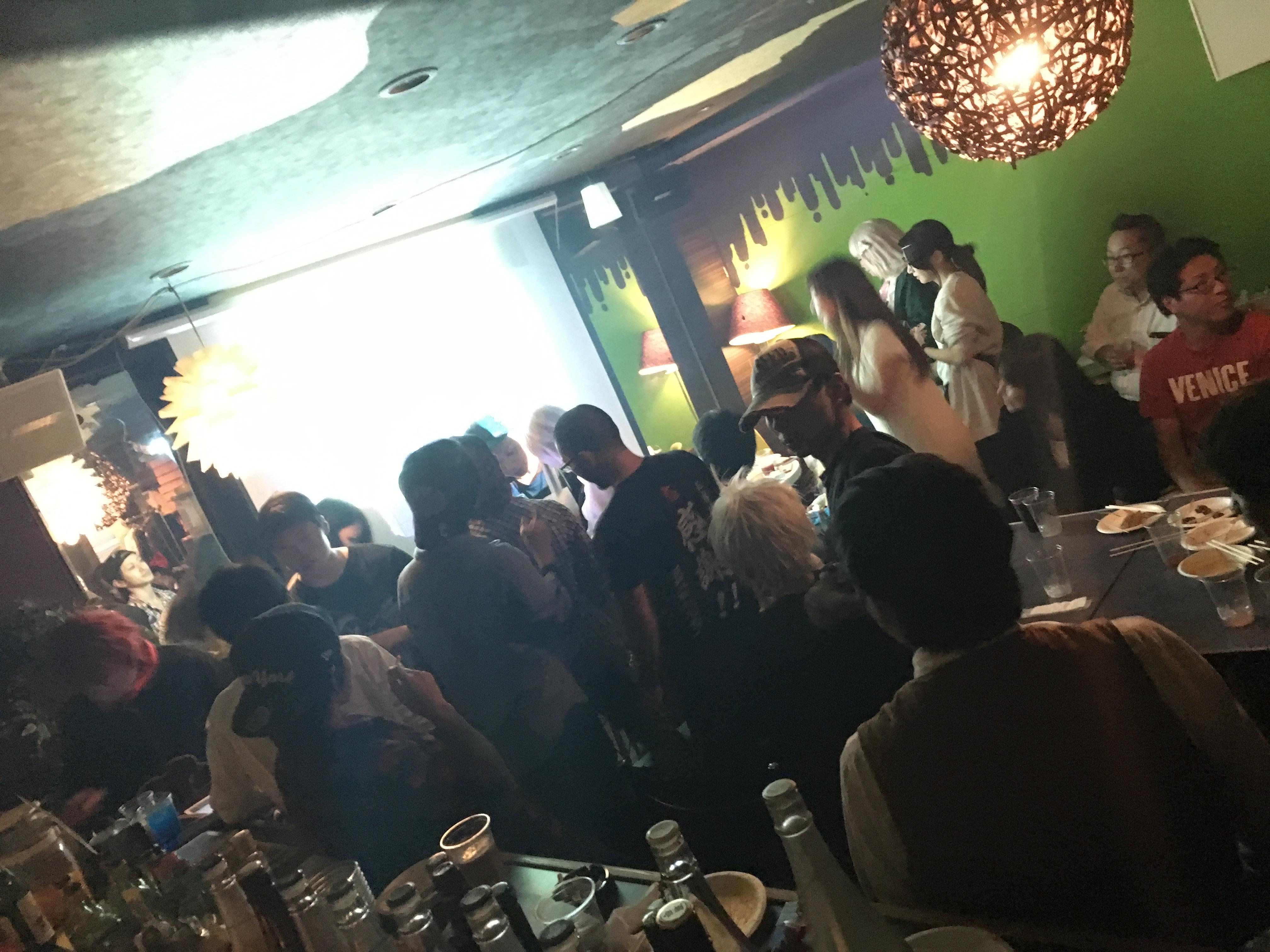 Party&five hundredbar ムゥ