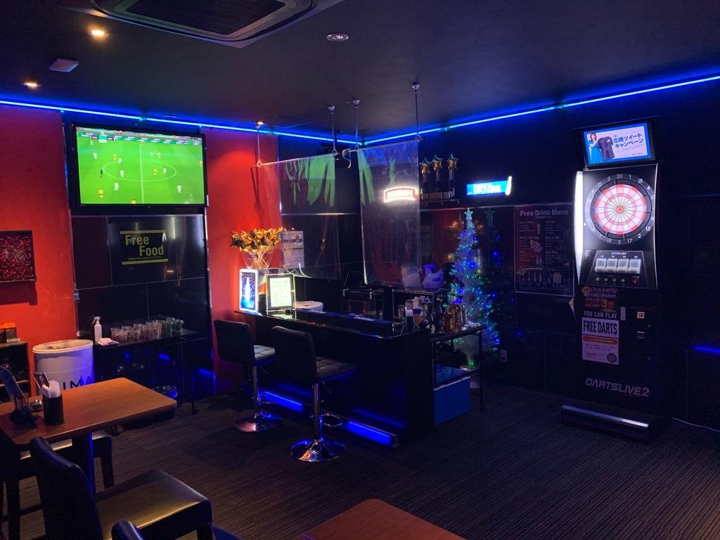 DARTS & SPORTS BAR 静岡両替町店