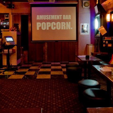 10/20 ラグビーW杯 Popcorn.